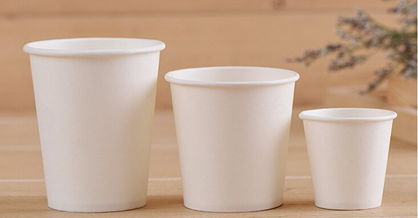 普通一次性纸杯9盎司