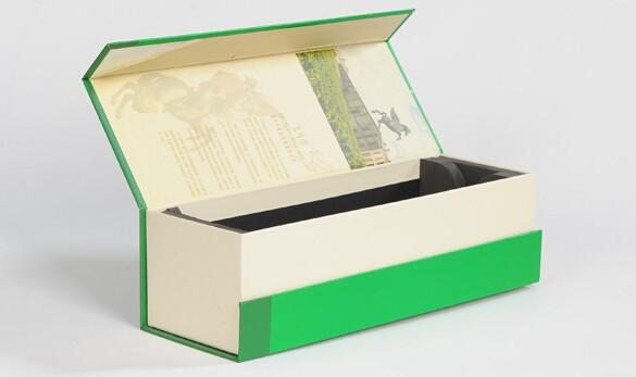 红酒礼盒硬纸板高档礼品盒