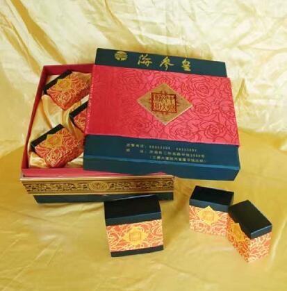 海参包装礼盒