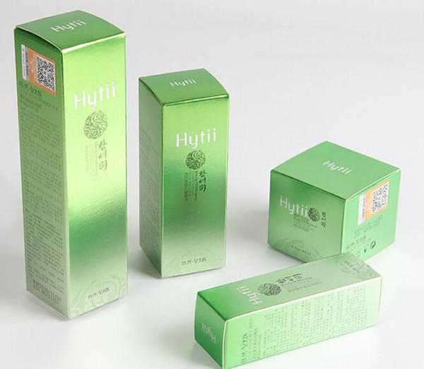 化妆品韩国金卡盒