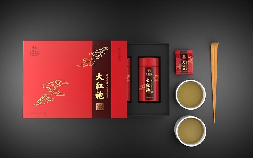 茶叶 大红袍 礼盒