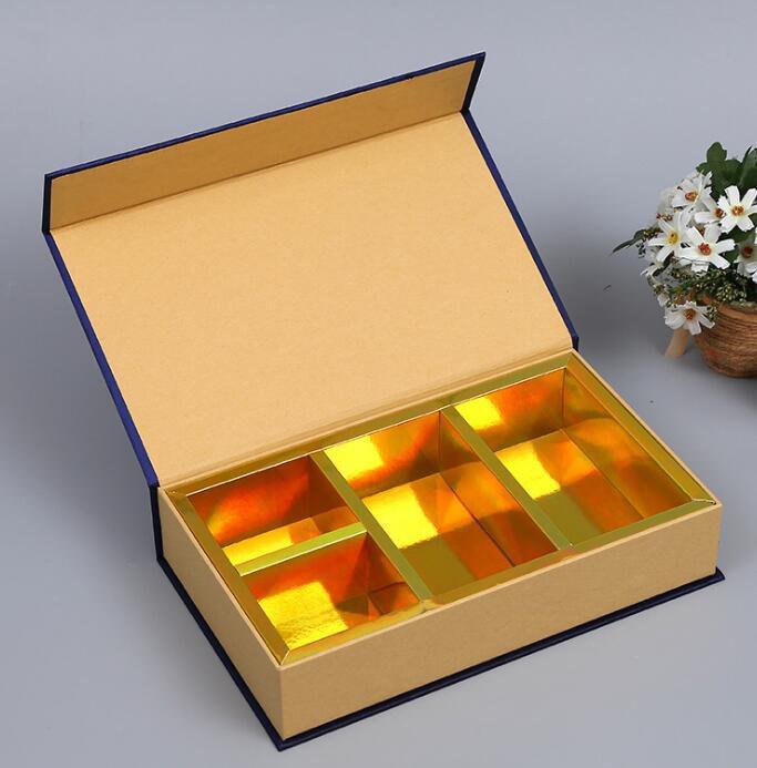 开盖式 茶叶 纸板 礼盒